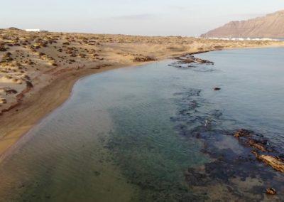 Playa El Salado-La Graciosa
